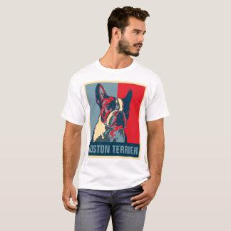 Camiseta Esperanza de Boston Terrier inspirada