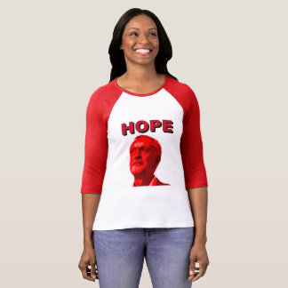 Camiseta Esperanza de Jeremy Corbyn