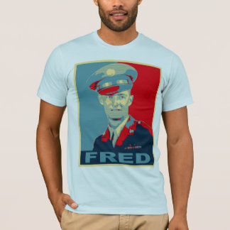 Camiseta Esperanza del ejército de Fred