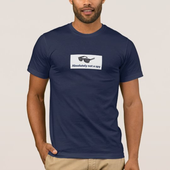 Camiseta Espía