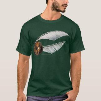 Camiseta Espía de oro del encanto el | de Harry Potter