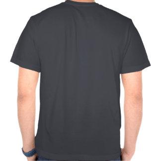 Camiseta espinosa de la mezcla de Eco