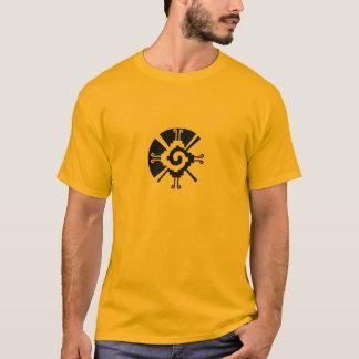 Camiseta Espiral maya (Hunab Ku) 2012