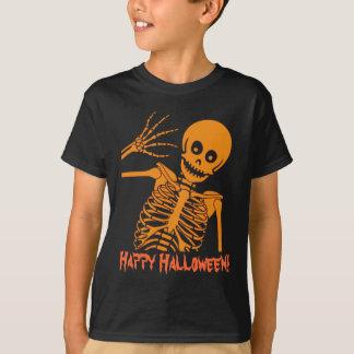 Camiseta ¡Esqueleto de Halloween!