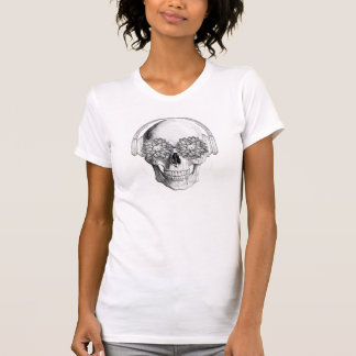 Camiseta Esqueleto del inconformista