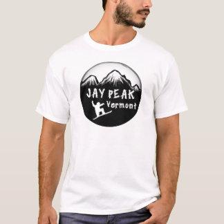 Camiseta Esquiador artístico máximo de Jay Vermont