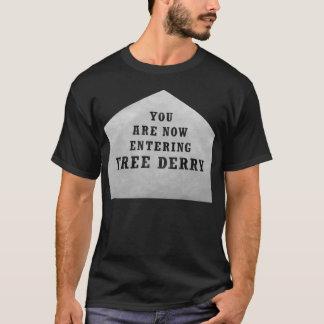 Camiseta esquina derry libre
