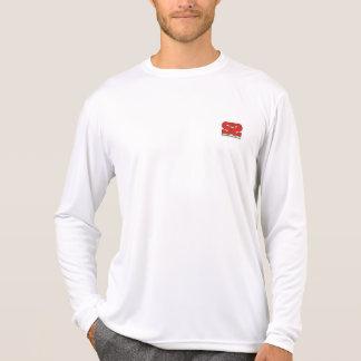 Camiseta Esquís y funcionamiento T de la snowboard