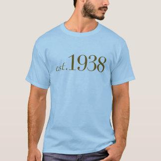 Camiseta Est 1938