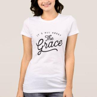 Camiseta Está todo sobre la tolerancia