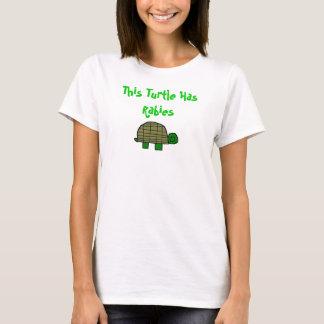 Camiseta Esta tortuga tiene rabia