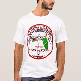 Camiseta Estación aérea de guardacostas Clearwater