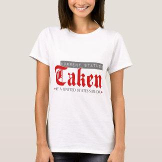 Camiseta Estado actual: Tomado por un marinero
