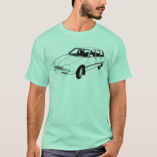 Camiseta Estado de Citroen GS