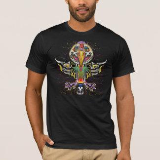 Camiseta Estallar el pájaro de Vanwizle