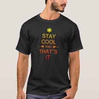 Camiseta Estancia colorida fresca