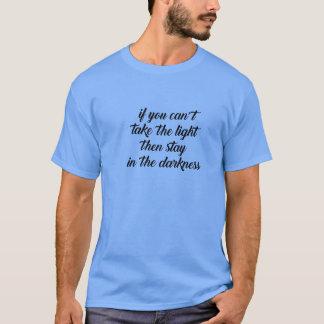 Camiseta Estancia en la oscuridad