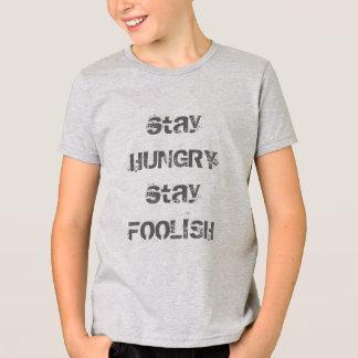 Camiseta ESTANCIA hambrienta de la ESTANCIA ABSURDA