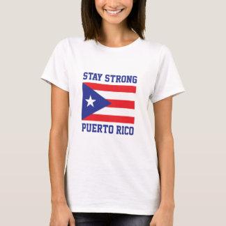 Camiseta Estancia Puerto Rico fuerte