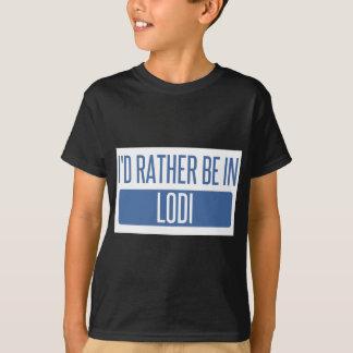 Camiseta Estaría bastante en Lodi