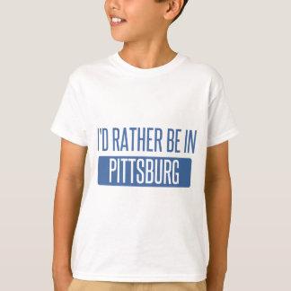 Camiseta Estaría bastante en Pittsburg