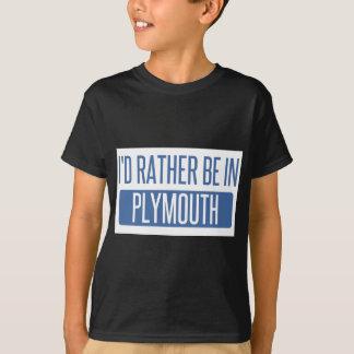 Camiseta Estaría bastante en Plymouth