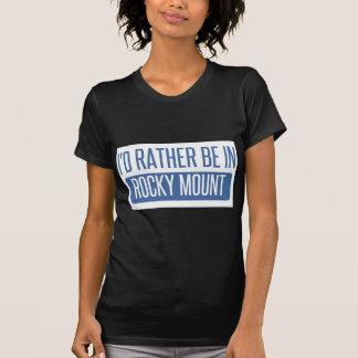 Camiseta Estaría bastante en soporte rocoso