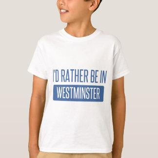 Camiseta Estaría bastante en Westminster CA