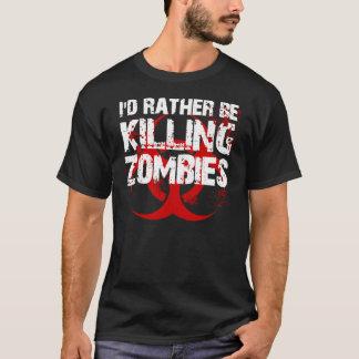 Camiseta estaría matando bastante a ZOMBIS