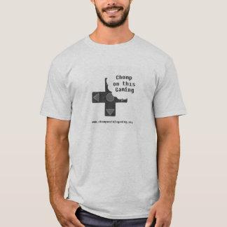 Camiseta estática