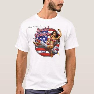 Camiseta este británico ama a americanos