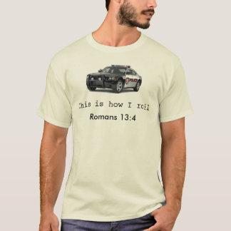 Camiseta Éste es cómo ruedo