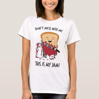 Camiseta Éste es mi atasco