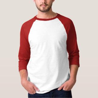 Camiseta Estilo: 3/4 raglán básico de la manga