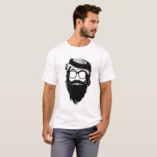 Camiseta estilo árabe del hombre