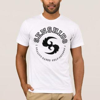 Camiseta Estilo colegial de Senshido