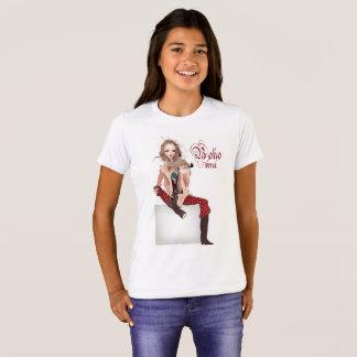 Camiseta Estilo de Boho