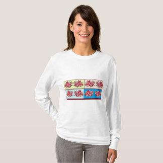 Camiseta Estilo de Lotus