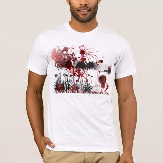 Camiseta Estilo del vector