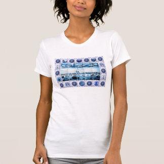 Camiseta Estilo Holanda del vintage