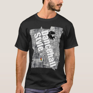 Camiseta Estilo necesario de Dancehall de la mutilación