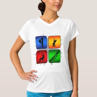 Camiseta Estilo urbano de la escalada asombrosa