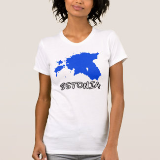 Camiseta Estonia
