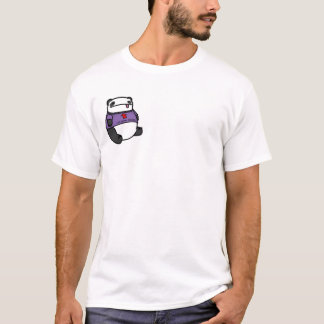 Camiseta Estoy con la panda