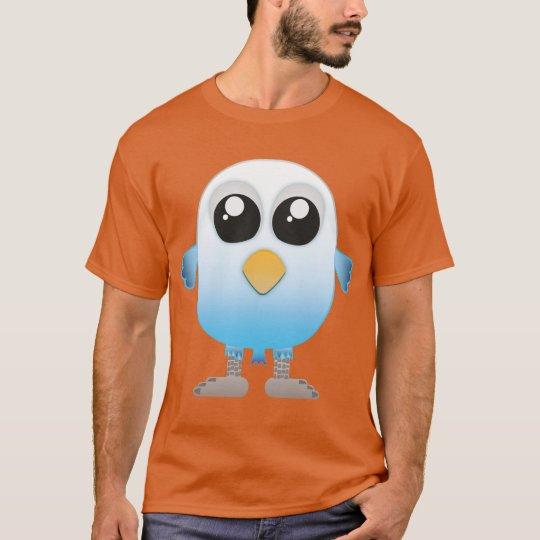 Camiseta estoy hecho un pájaro tristón