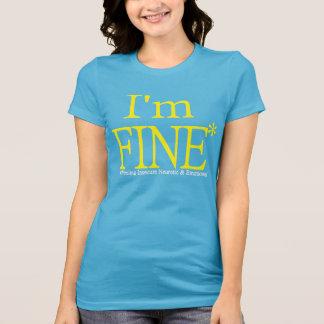 Camiseta ¡Estoy MUY BIEN!