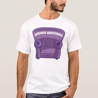 Camiseta Estratega de la butaca