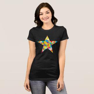 Camiseta ESTRELLA a todo color