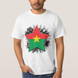 Camiseta Estrella de Burkina Faso