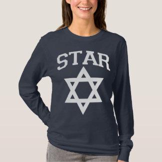 Camiseta Estrella de David